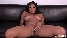 Fabulous tits, a divine ass and a tight juicy cunt are some of Adrianna's attributes