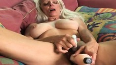 Insatiable milf passionately rides a big dick until she gets creampied