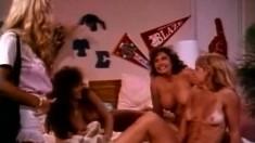 Italian Vintage Group Sex