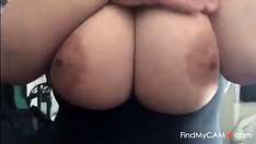 Girl Caught On Webcam - Part 14 - Big Boobs