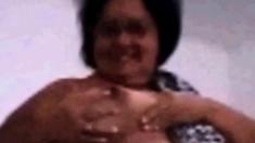 Fat Perfect Granny Fingering